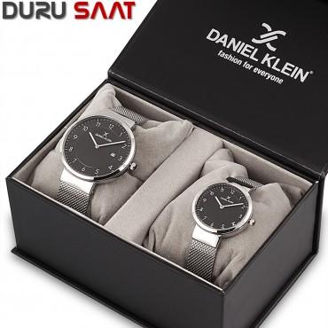 DKC-18 Daniel Klein Çift Saati